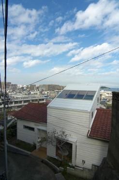 横須賀 再生の小屋 外観